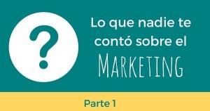 Lo que nadie te contó sobre el marketing | Vivian Watson