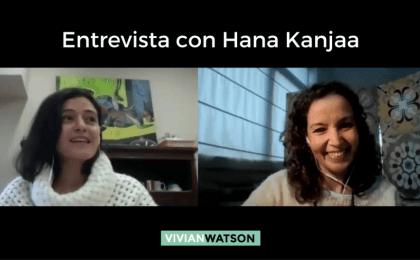 Entrevista con Hana Kanjaa