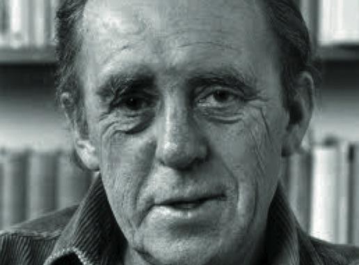 """Heinrich Böll: """"Nell'esercizio anche del più umile dei mestieri lo stile è un fatto decisivo."""""""
