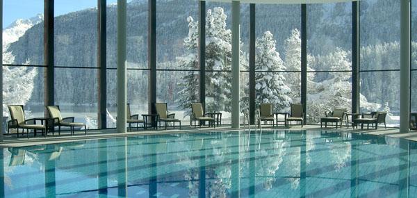 Benessere ad alta quota. Le più belle spa di montagna