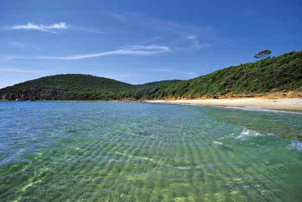 Le più belle spiagge libere in Toscana
