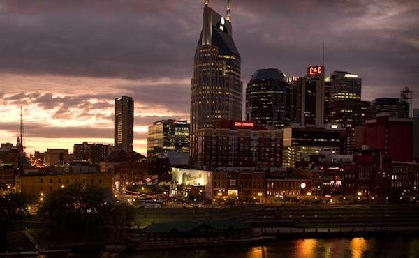 Nashville – la città della musica