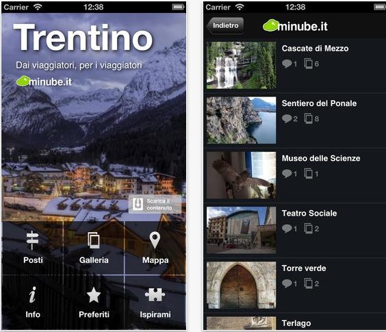 Minube – App di viaggio e Community di viaggiatori