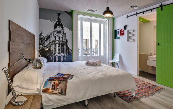 U Hostel – il primo ostello di lusso a Madrid