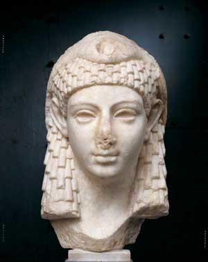 La mostra di Cleopatra a Roma