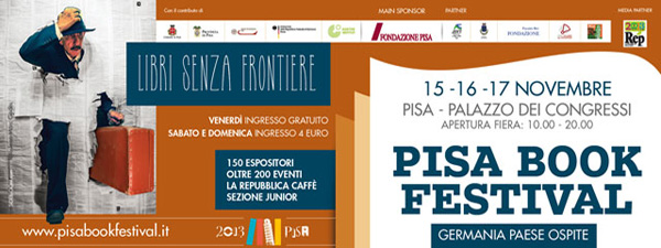 Pisa book festival – l'evento dedicato all'editoria indipendente
