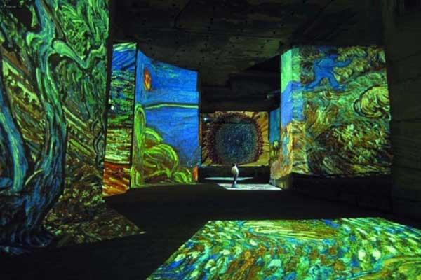 Van Gogh Alive – la mostra di Van Gogh a Milano