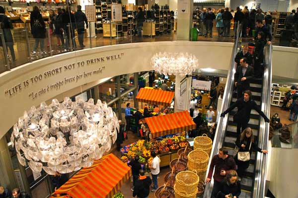 Eataly apre a Chicago
