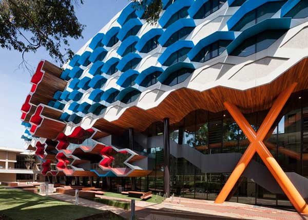 Il nuovo Institute for Molecular Science di Melbourne