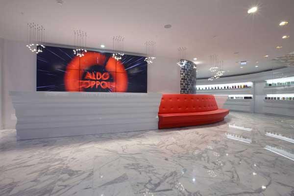 Il nuovo Spazio Aldo Coppola di Milano