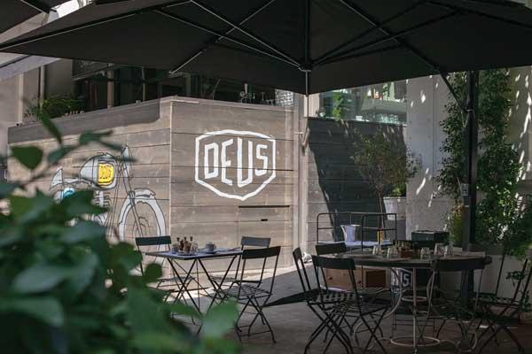 Deus Cafè – aperitivo e cena al Quartiere Isola di Milano