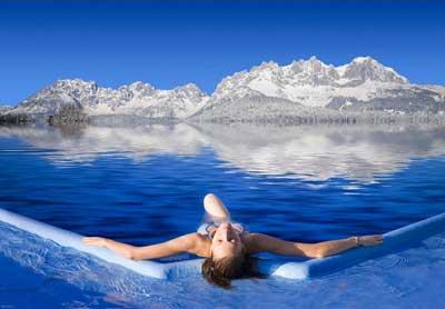 Hotel benessere in montagna le spa da non perdere viviconstile - Hotel in montagna con piscina ...