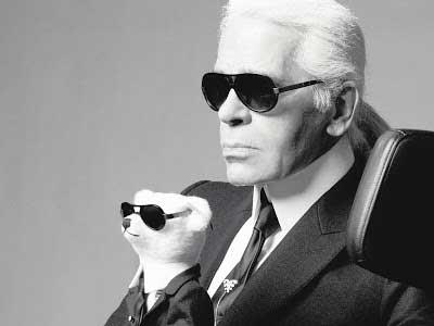 Personaggi di stile: Karl Lagerfeld