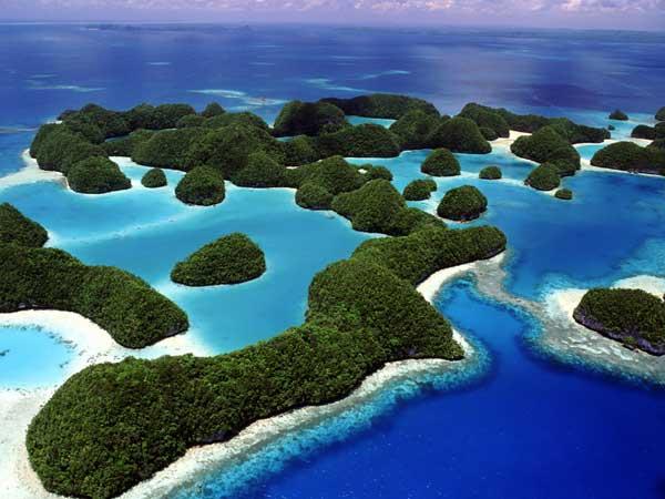 Le più belle isole esotiche – le isole dell'Oceano Pacifico