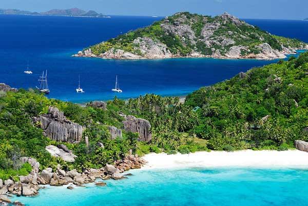 Le più belle isole esotiche – le isole dell'Oceano Indiano
