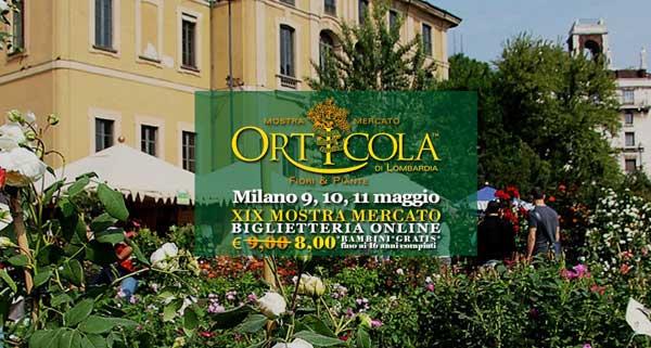 Orticola 2014 – a Milano la mostra-mercato del giardinaggio