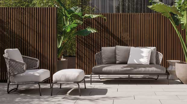 Mobili Da Esterno Design : Mobili da esterni di design aston cord outdoor di minotti