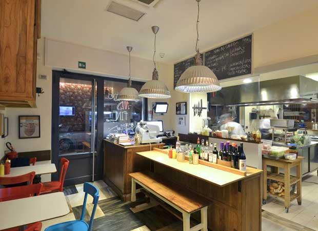 Al Mercato ristorante e burger bar a Milano