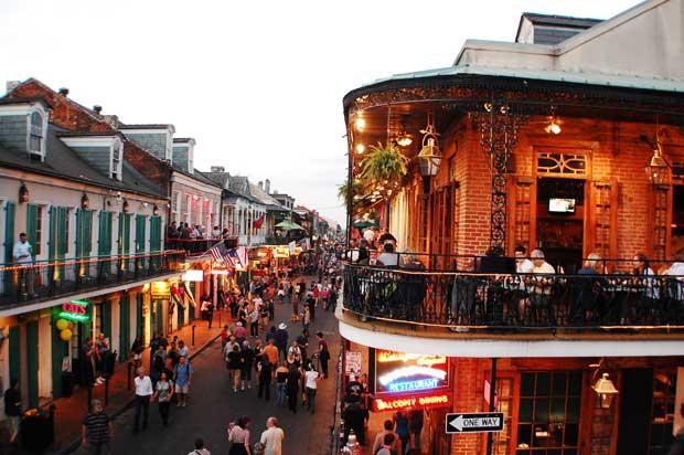 Dieci cose da fare a New Orleans