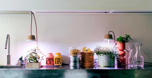 Bulbolight – orto in casa con le lampade Led da coltivazione