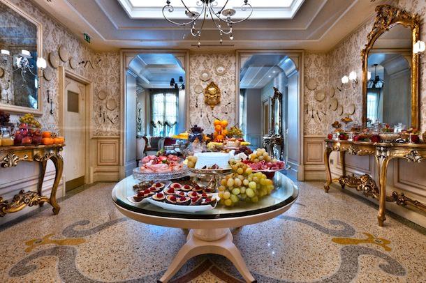 Il brunch della domenica a Milano in Hotel Château Monfort