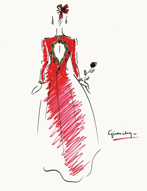 Hubert de Givenchy in mostra a Madrid