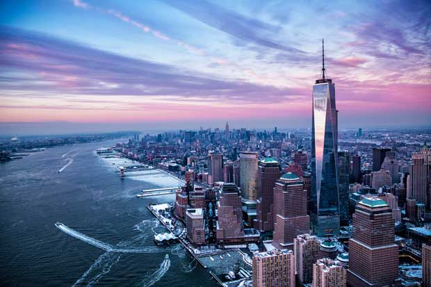 Il Nuovo One World Trade Center di New York