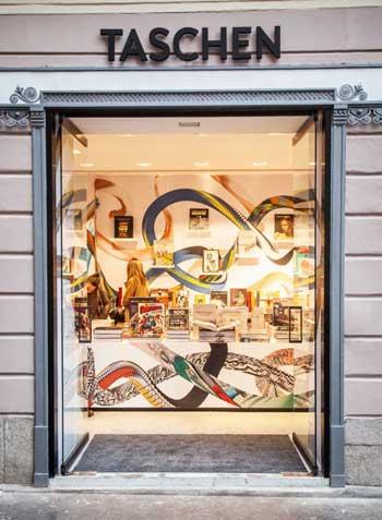 Il primo Taschen store a Milano