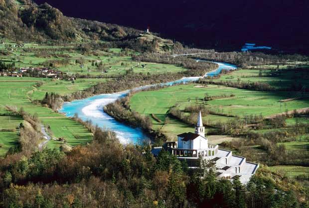 Caporetto, Bovec, Monte Nero: la Slovenia della Grande Guerra