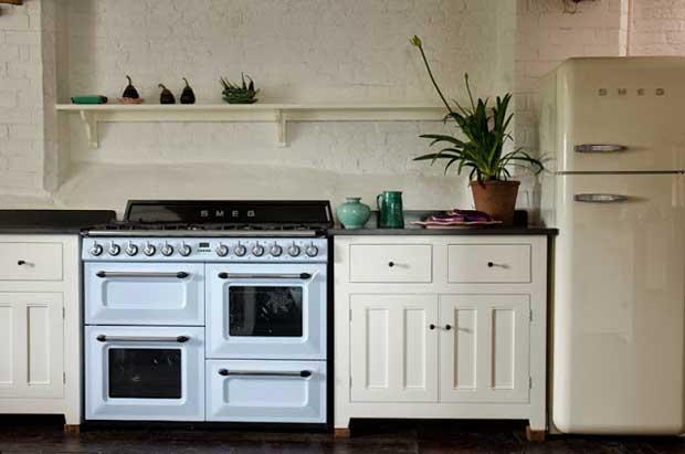 Cucina Stile Vintage.Arredare La Cucina In Stile Vintage Viviconstile