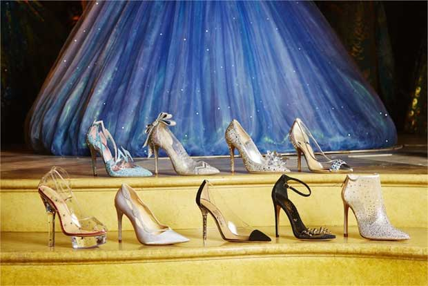 La scarpetta di Cenerentola interpretata da 9 brand di moda