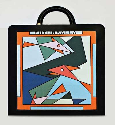 Futurballa bag, la capsule collection di borse Laura Biagiotti