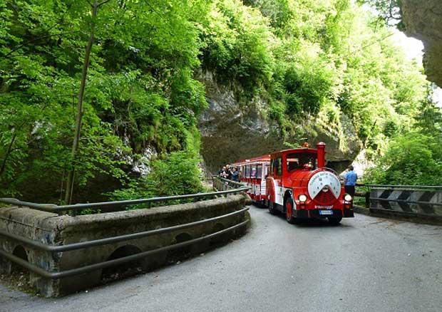In Friuli alla scoperta dei canyon d'Italia sul Trenino della Valcellina