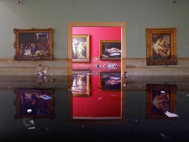 La fotografia onirica di David LaChapelle in mostra al Palazzo delle Esposizioni di Roma