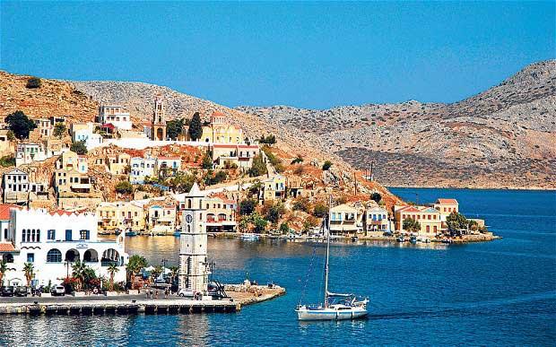 Grecia, Isole del Dodecaneso – tour in barca a vela nell'estate 2015