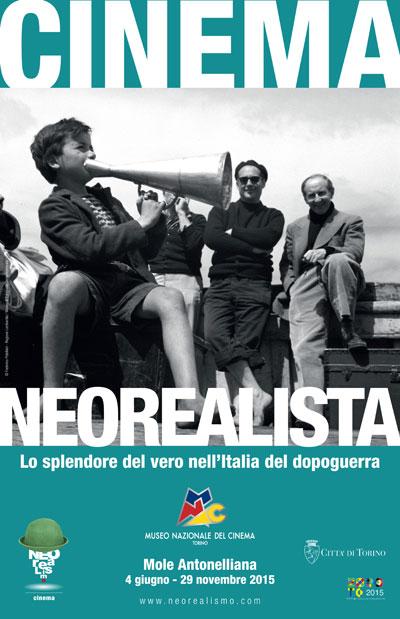 Il Cinema Neorealista in mostra alla Mole Antonelliana di Torino