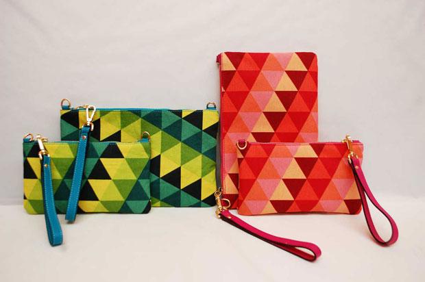 Pelle e tessuti preziosi: ecco le borse per l'estate 2015