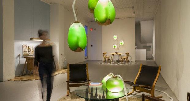 Eco-arredamento di design – i mobili fotosintetici di Living Things