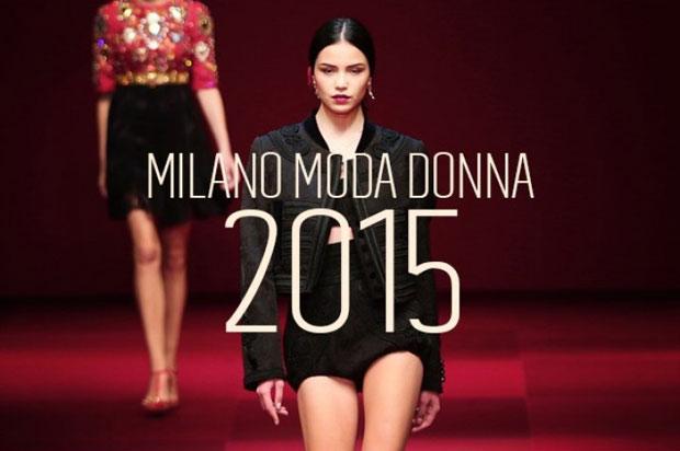 Milano Fashion Week 2015: cosa non perdere nella Settimana della moda milanese