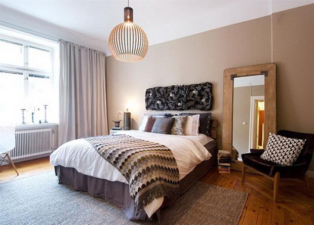 Idee di stile per arredare la camera da letto eco-chic ...