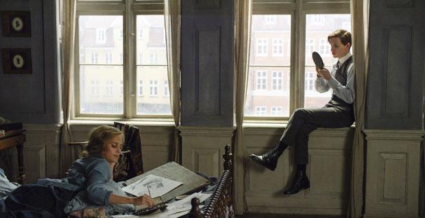 La Copenaghen del film The Danish Girl