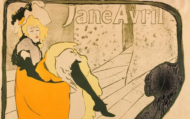 Toulouse-Lautrec in mostra all'Ara Pacis di Roma