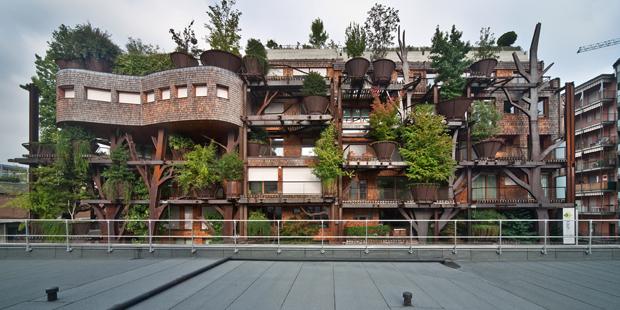 Residenze 25 Green a Torino – acciaio corten, design e sostenibilità ambientale