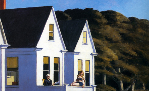 Edward Hopper in mostra a Bologna