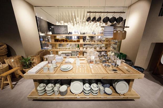 Apre a Milano il nuovo flagship store Muji