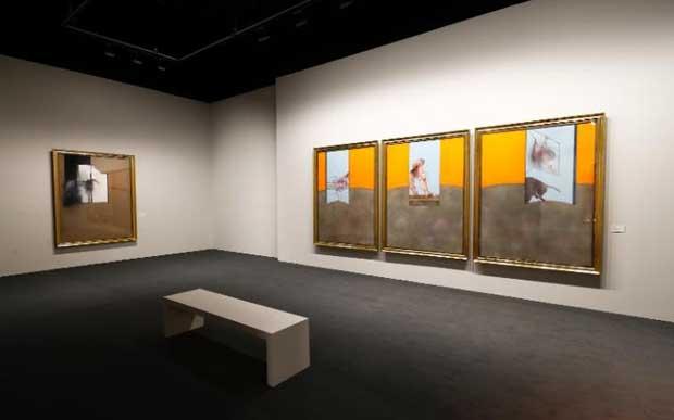 Francis Bacon in mostra al Grimaldi Forum di Montecarlo