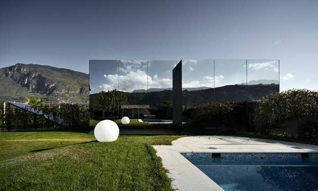 Mirror Houses – le case di design che si specchiano nelle Dolomiti