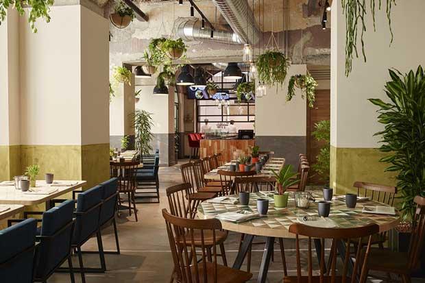 Soulgreen ristorante vegano di stile a Milano