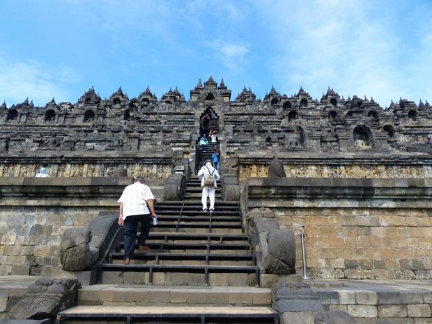 Borobudur, Indonesia: i grandi templi induisti nella provincia di Java Centrale