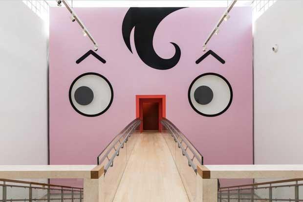 Giro Giro Tondo in Triennale Design Museum